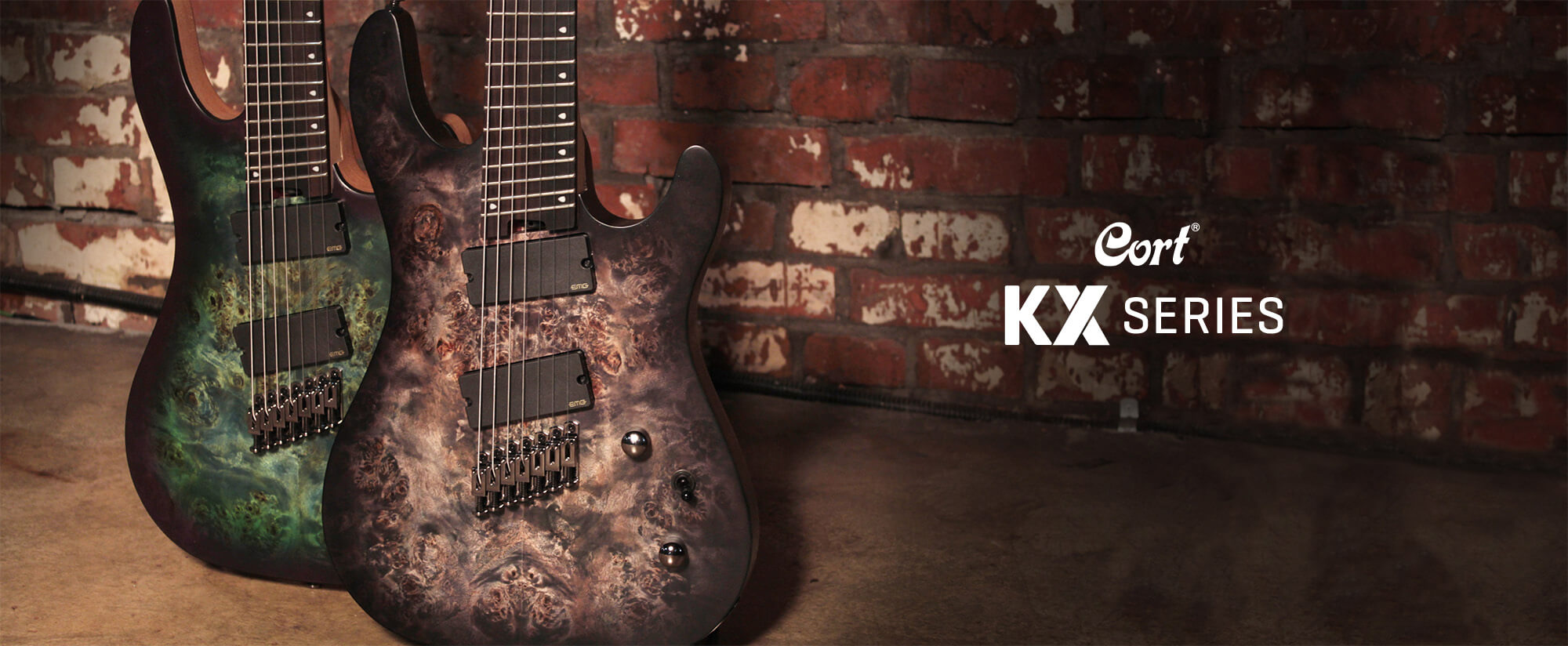 Cort KX Series product